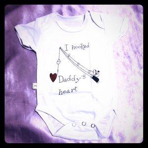 Brand new infant onesie